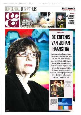 Cover Uit  Thuis