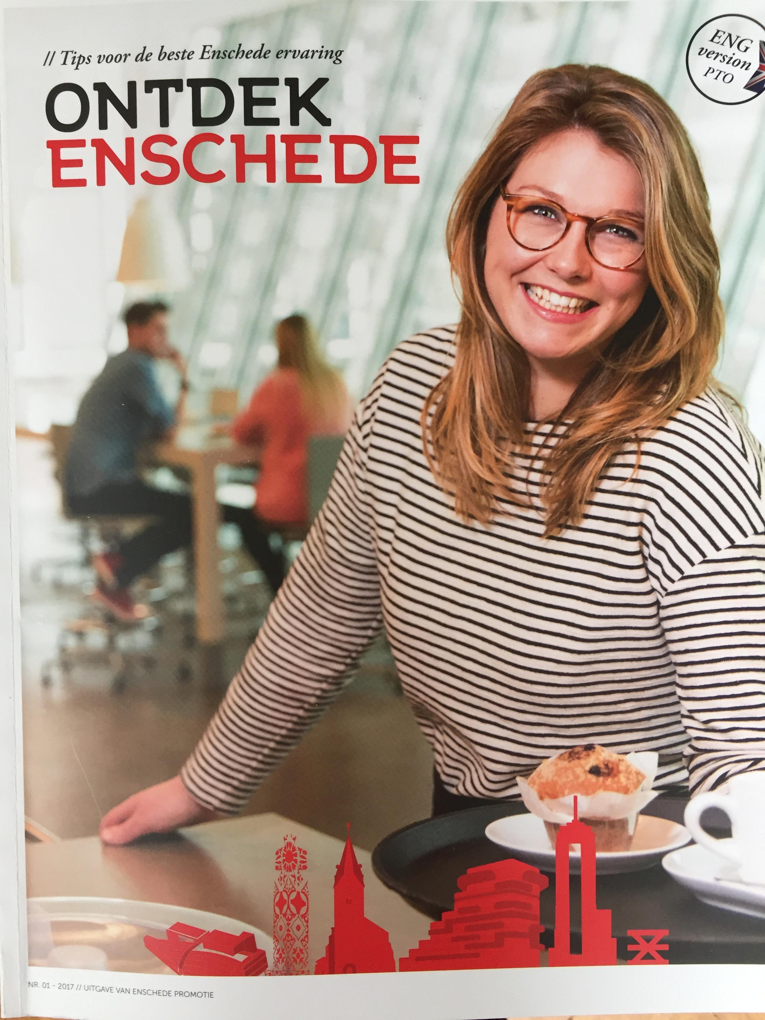 Ontdek Enschede
