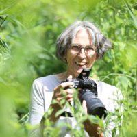 Weia Reinboud, pionier in motmuggen. FOTO Annabel Jeuring