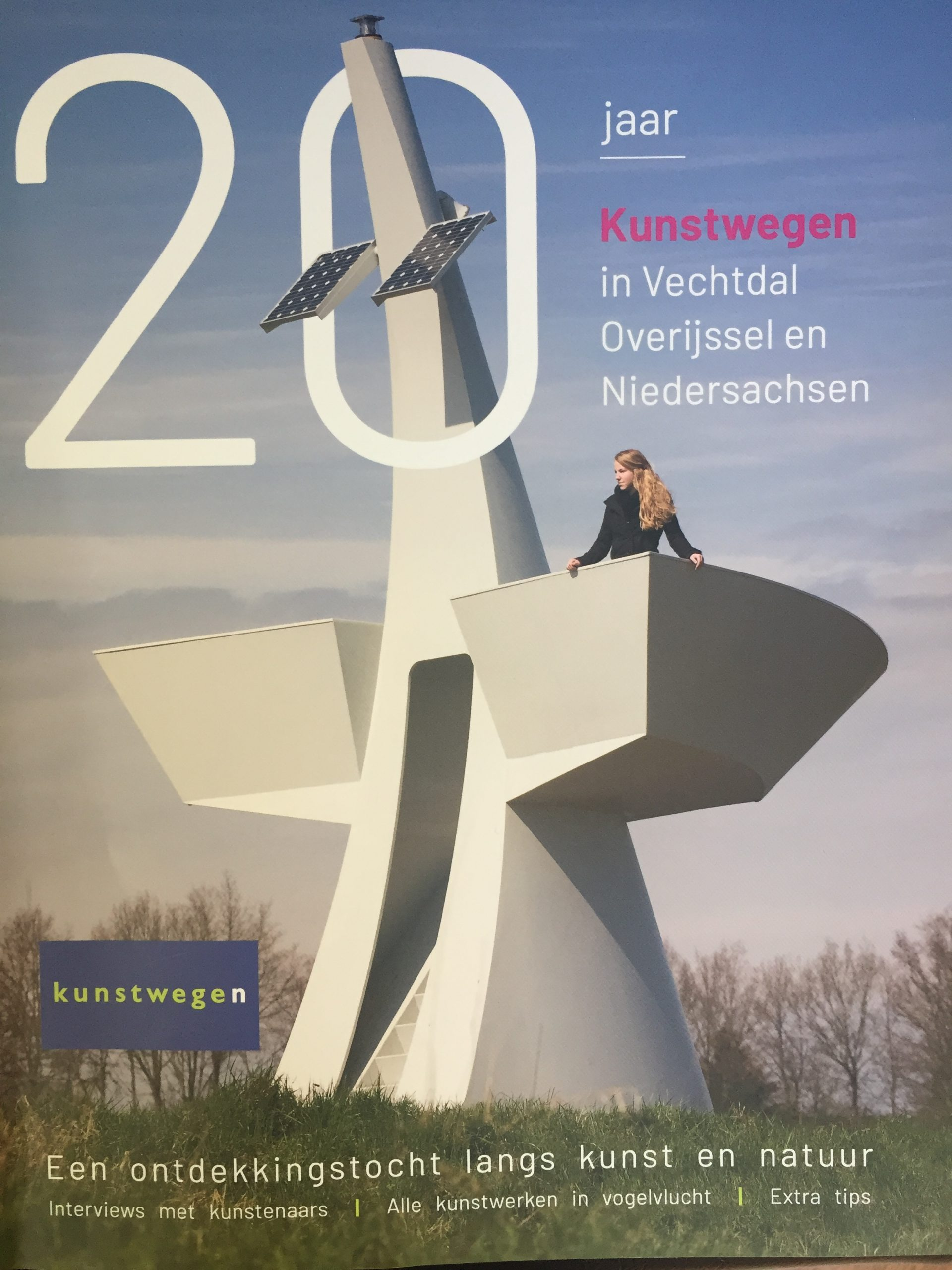 Magazine Kunstwegen