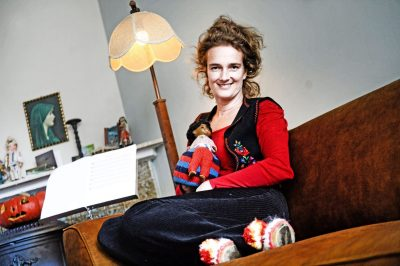 Nathalie Baartman cabaret Twentse Oudejaarsconference